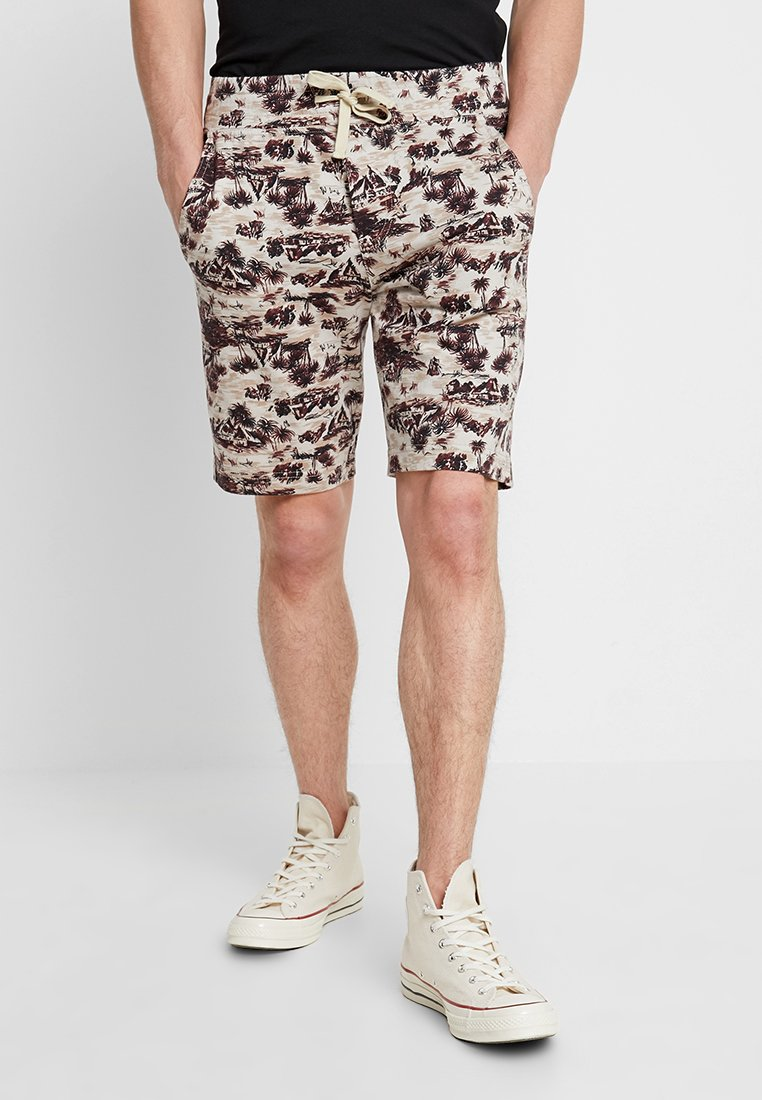 Benetton - Shorts - beige