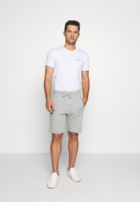 Benetton - Shorts - light grey - 1
