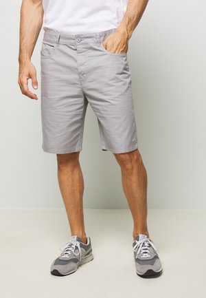 BASIC CHINO - Shorts - grey