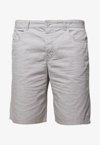 Benetton - BASIC CHINO - Shorts - grey - 3