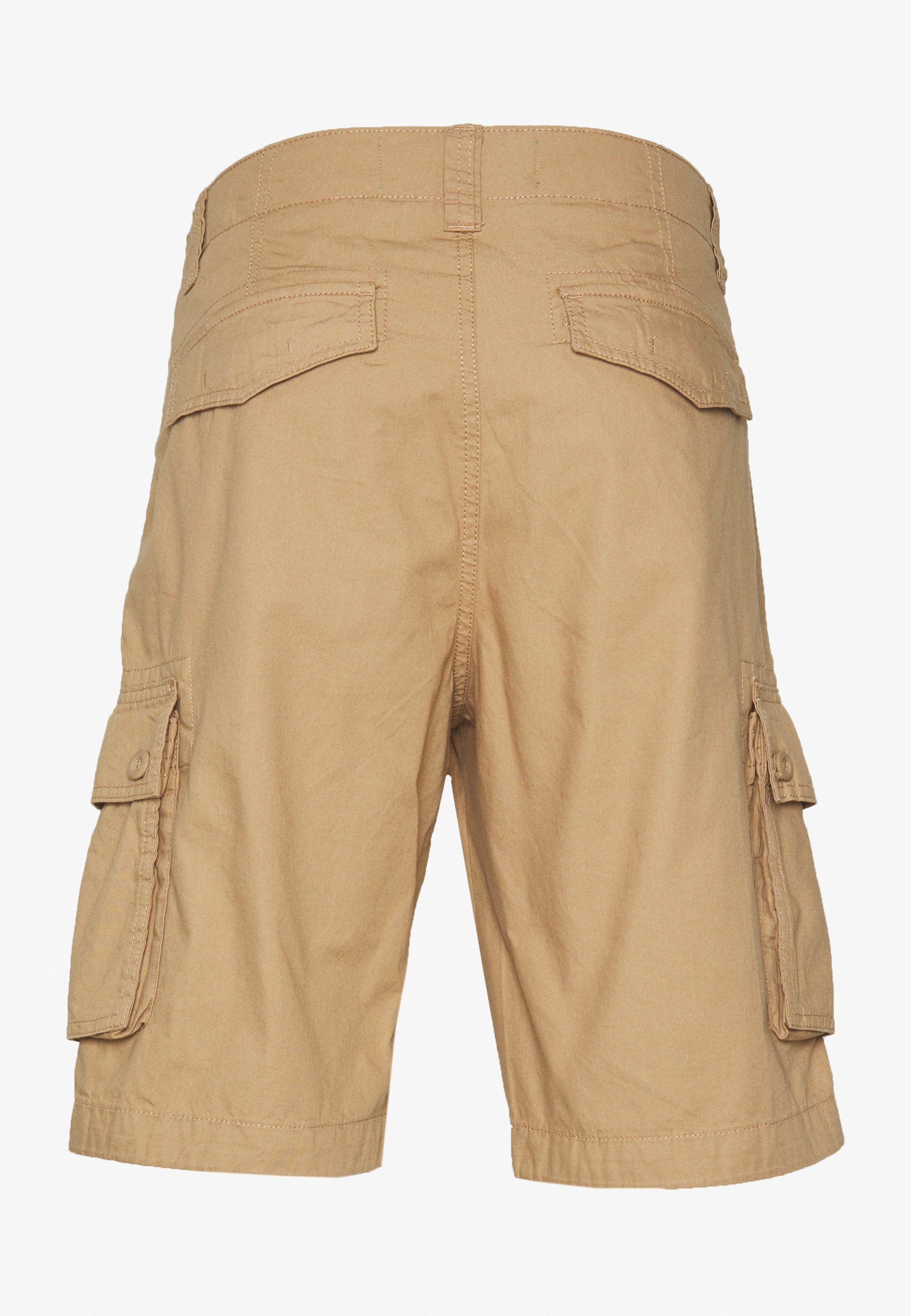 Benetton Cargo - Shorts Beige