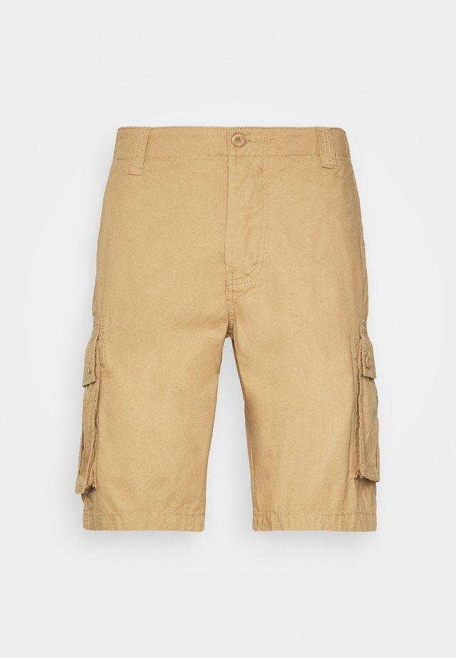 CARGO - Shorts - beige