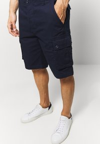 Benetton - CARGO - Shorts - dark blue - 3