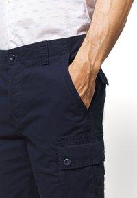 Benetton - CARGO - Shorts - dark blue - 5