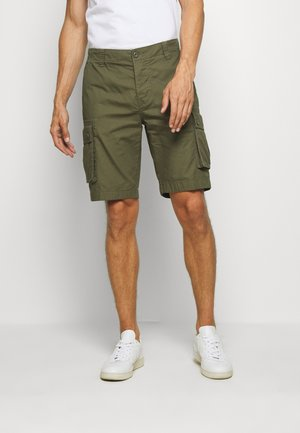 CARGO - Shorts - military green