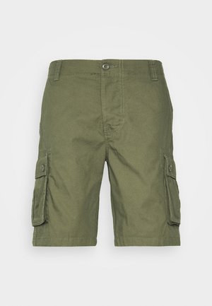 CARGO - Kraťasy - military green