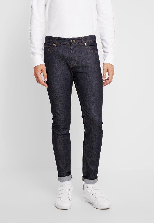 Jeans Skinny Fit - rinsed denim