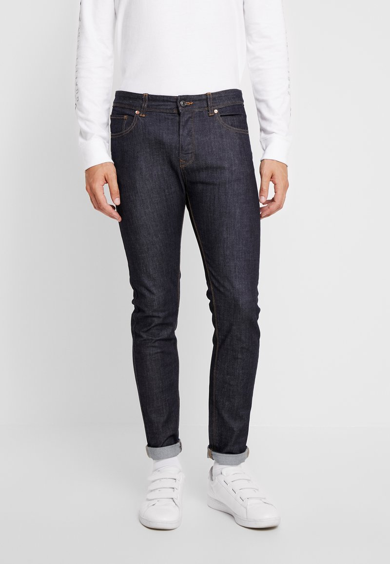 Benetton - Jeans Skinny Fit - rinsed denim