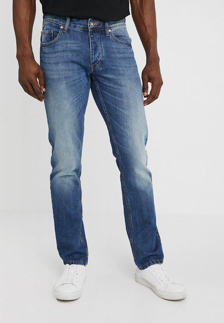 Benetton - Straight leg -farkut - blue denim