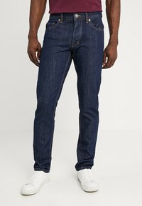 Benetton - Jeans a sigaretta - raw  denim - 0