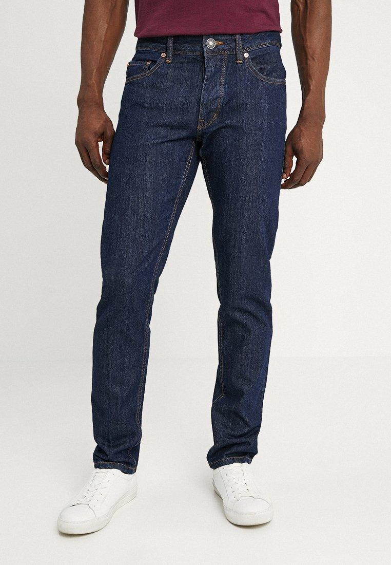 Benetton - Jeans a sigaretta - raw  denim