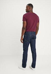 Benetton - Jeans a sigaretta - raw  denim - 2