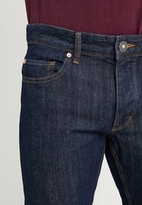 Benetton - Jeans a sigaretta - raw  denim - 3