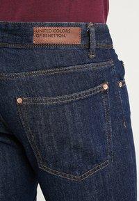 Benetton - Jeans a sigaretta - raw  denim - 5