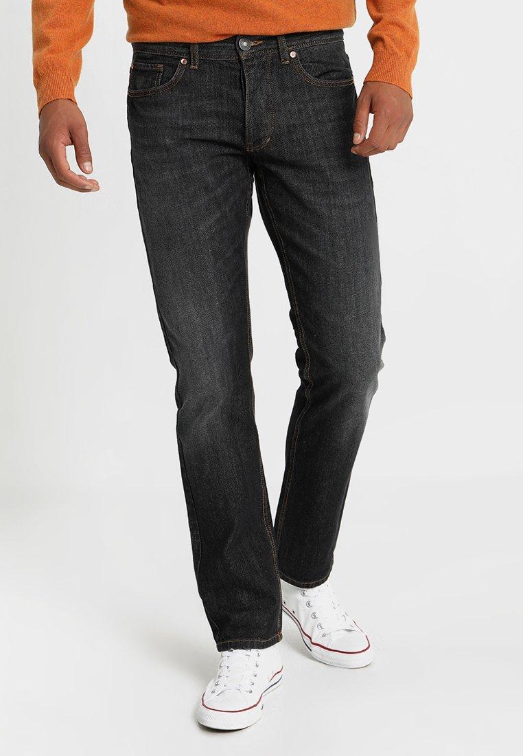 Benetton - Jeans Straight Leg - anthrazit