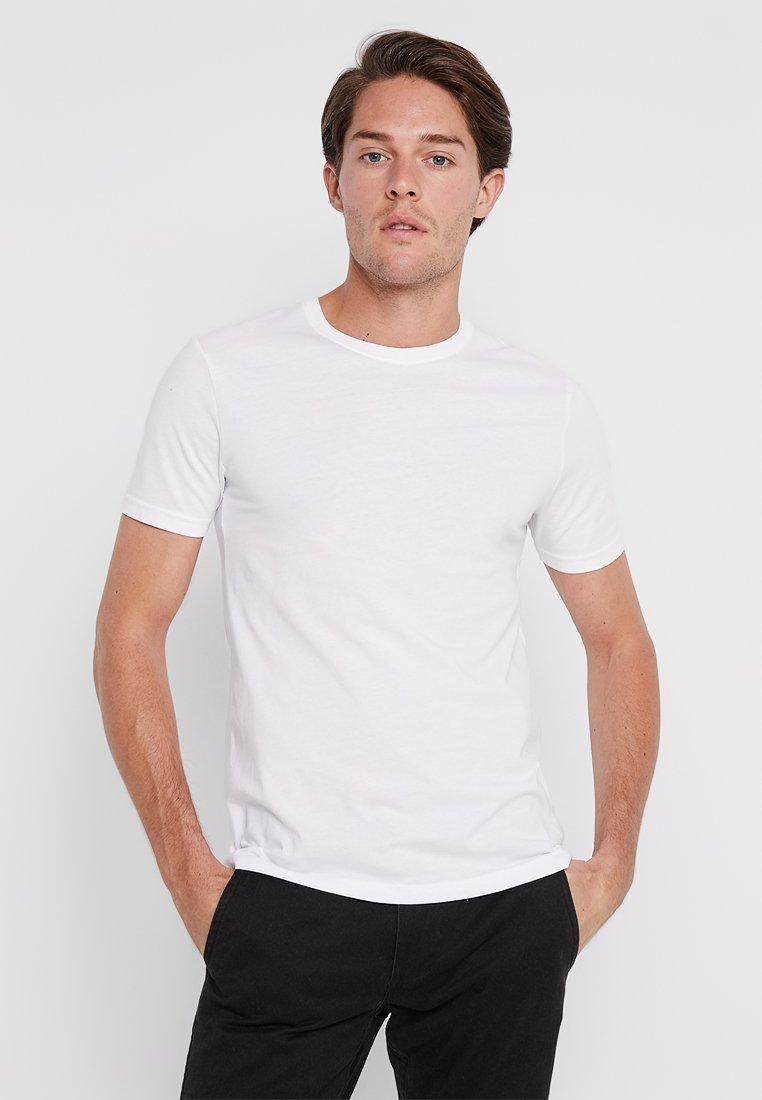 Benetton - Basic T-shirt - white