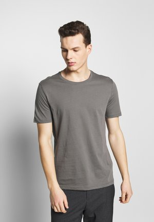 T-shirt - bas - anthracite
