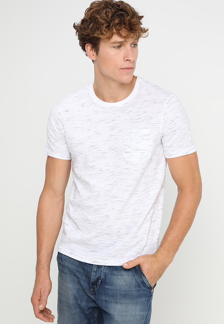 Benetton - T-Shirt basic - white