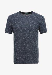 Benetton - Basic T-shirt - blue - 3
