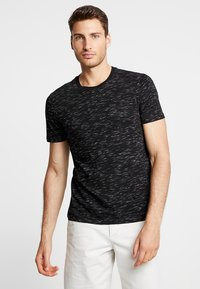 Benetton - T-shirt - bas - black - 0