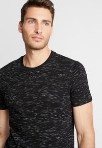 Benetton - T-shirt - bas - black - 4