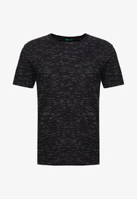 Benetton - T-shirt - bas - black - 3