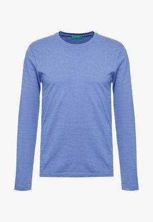BASIC CREW NECK - T-shirt à manches longues - blue