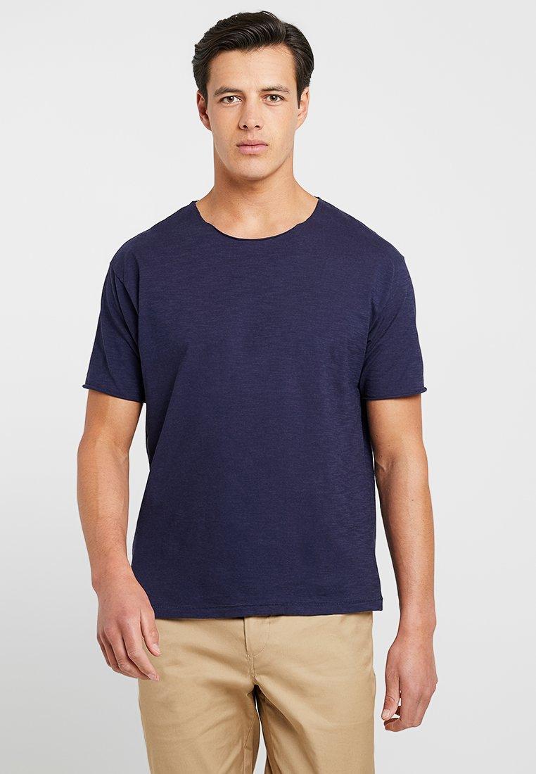 Benetton - T-Shirt basic - dark blue