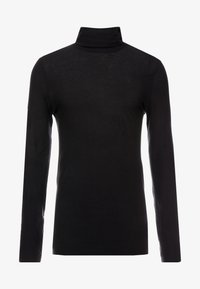Benetton - Long sleeved top - black - 3