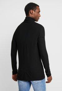Benetton - Long sleeved top - black - 2