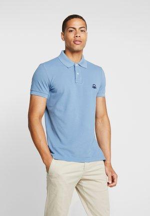 Polo shirt - greyblue