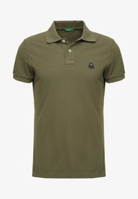 Benetton - Polo shirt - oliv - 3