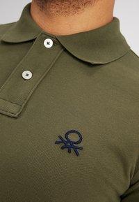 Benetton - Polo shirt - oliv - 4