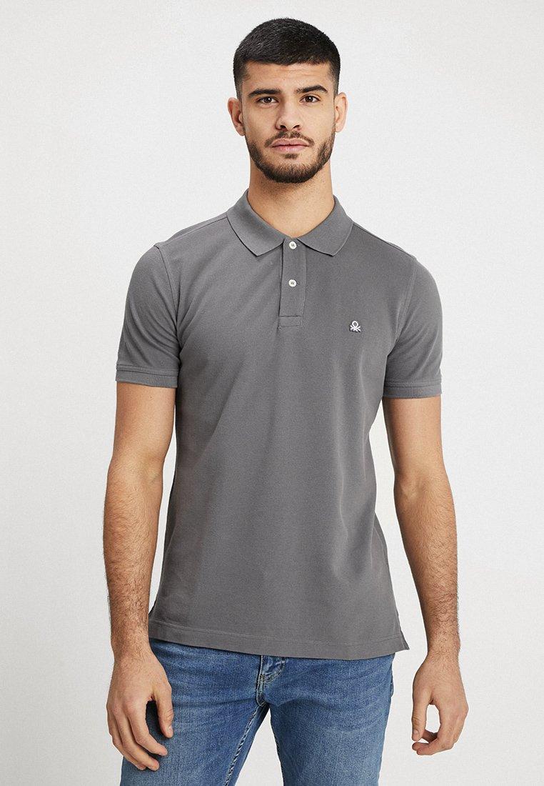 Benetton - Polo shirt - anthracite