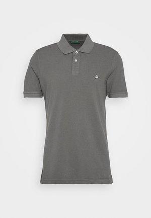 REGULAR FIT - Polo - dark grey
