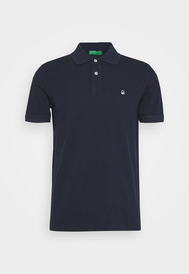REGULAR FIT - Poloshirt - dark blue