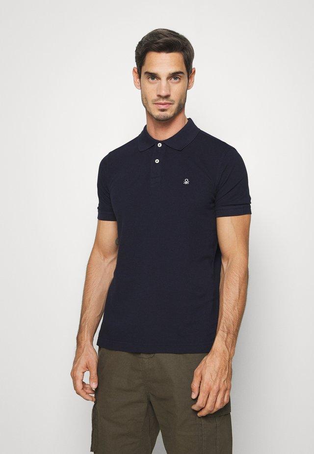 REGULAR FIT - Poloshirt - dark blue