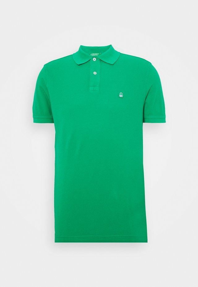 REGULAR FIT - Polo - green benetton