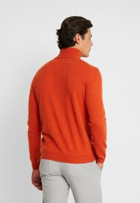 Benetton - Maglione - orange melange - 2