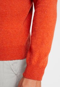 Benetton - Maglione - orange melange - 5