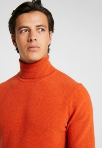 Benetton - Maglione - orange melange - 3