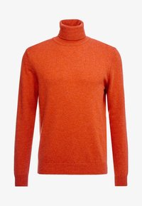Benetton - Maglione - orange melange - 4