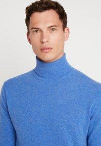 Benetton - Pullover - blue mel - 3