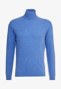 Benetton - Pullover - blue mel - 4