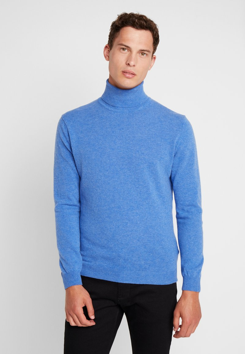 Benetton - Pullover - blue mel