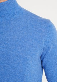 Benetton - Pullover - blue mel - 5