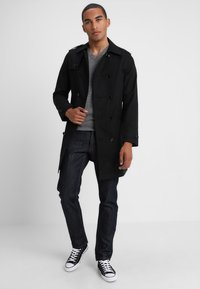 Benetton - Stickad tröja - grey - 1