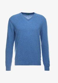 Benetton - Stickad tröja - blue - 3