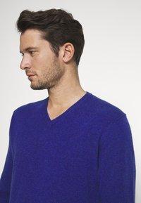 Benetton - Stickad tröja - royal - 3