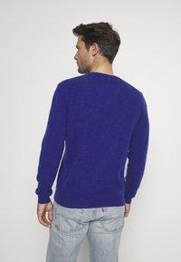 Benetton - Stickad tröja - royal - 2